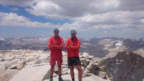 Klub Podróżników Śródziemie - Pacific Crest Trail w USA, Grzegorz Ozimiński i Maciej Stromczyński