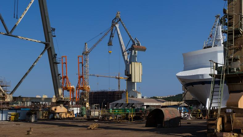 Port w Gdyni może się powiększyć o około 20 hektarów
