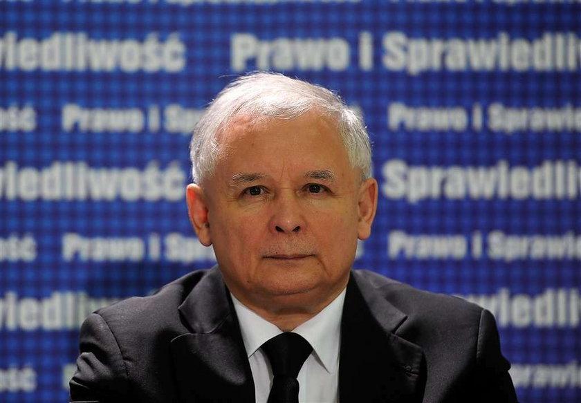 Zgasł Alik... kot Jarosława Kaczyńskiego