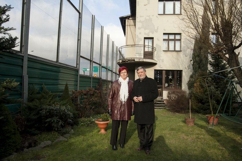 Teresa (64 l.) i Sylwester (65 l.) Szopa