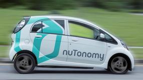 Pierwszy wypadek autonomicznej taksówki