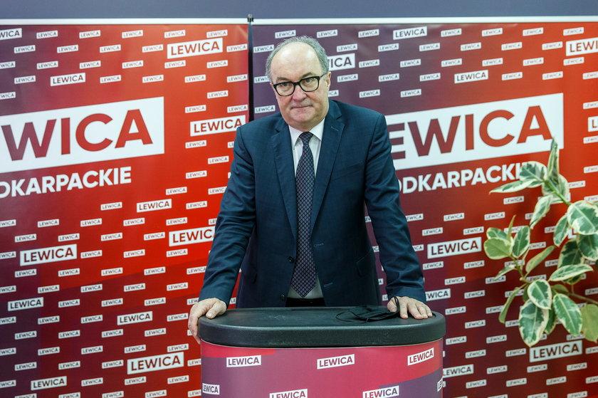 Leszek Miller i Włodzimierz Czarzasty spierali się o przyszłość SLD