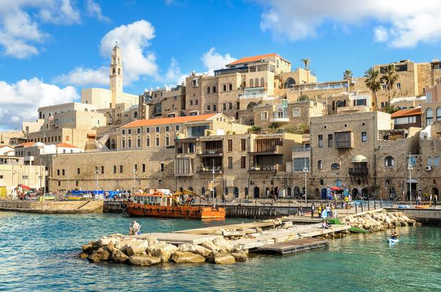 Jaffa, Tel Awiw