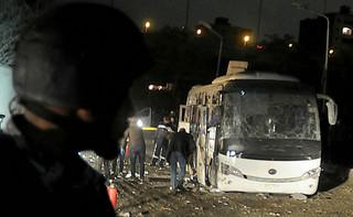 Egipt: Cztery ofiary śmiertelne zamachu bombowego w Gizie
