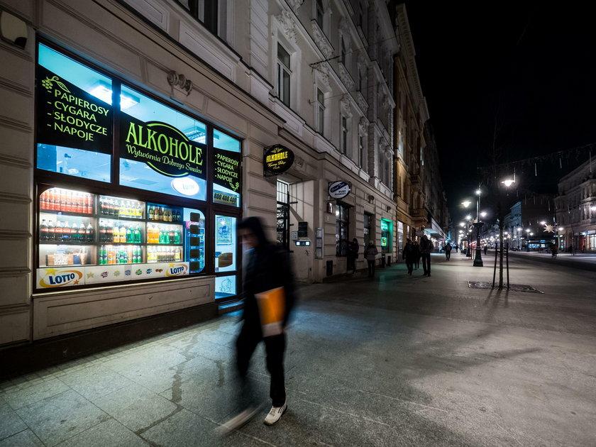 Będzie zakaz sprzedaży alkoholu nocą?