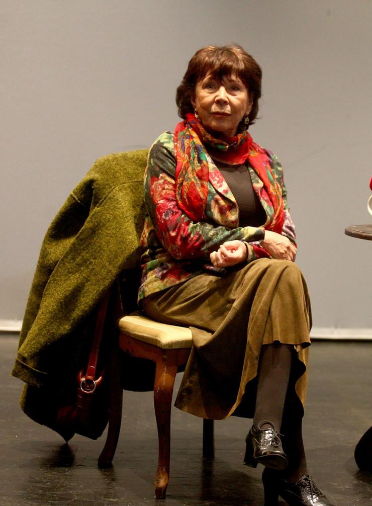 Jelisaveta Seka Sabljic foto Rajko Ristic