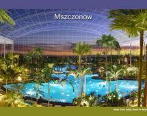 Suntago Wodny Świat to pierwszy etap inwestycji pod nazwą Park of Poland
