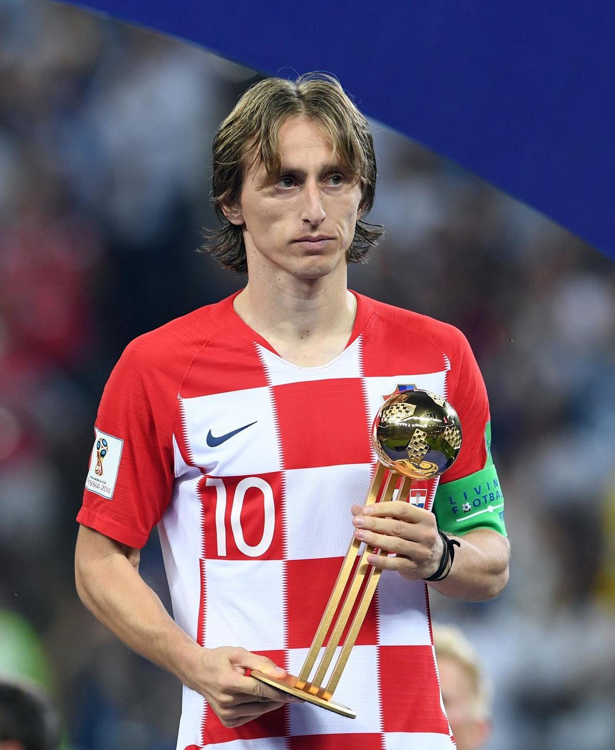"Luka Modrić Image 5: ""HOĆU U INTER"" Luka Modrić Zakazao HITAN Sastanak Sa Perezom"
