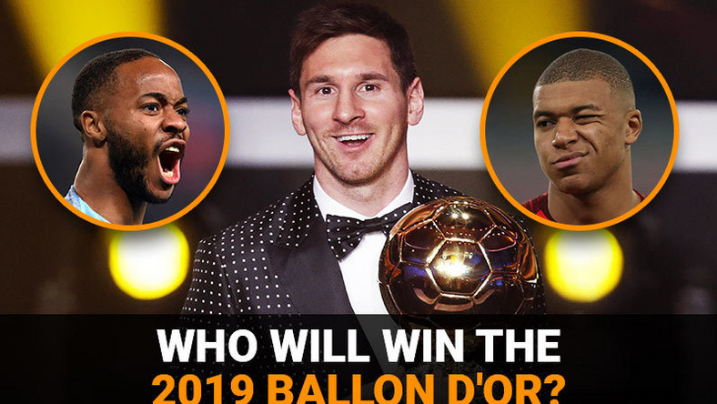 Who will win the 2019 Ballon d'Or?