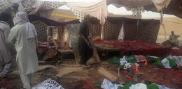 Krwawy zamach na wiecu wyborczym. Rośnie liczba ofiar