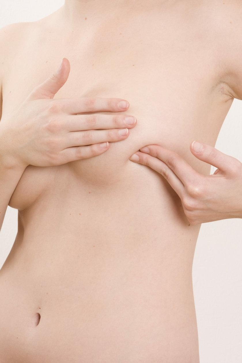 """""""Wyniki badań potencjalnie potwierdzają korzyści, jakie z nich płyną dla wielu kobiet z rakiem piersi.""""- powiedział badacz, doktor Jason Caroll."""