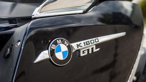 BMW K1600GTL - turystyk z Bawarii za 95 tys. zł.