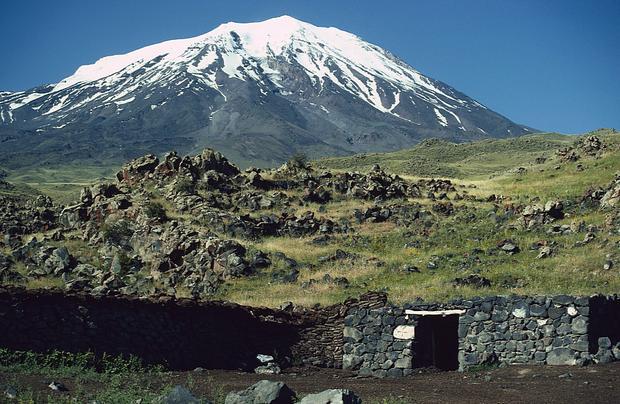 Ararat. Najpiękniejsze miejsca Turcji