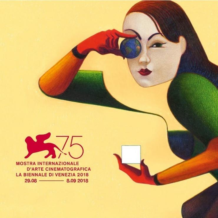 plakat venecija 2018