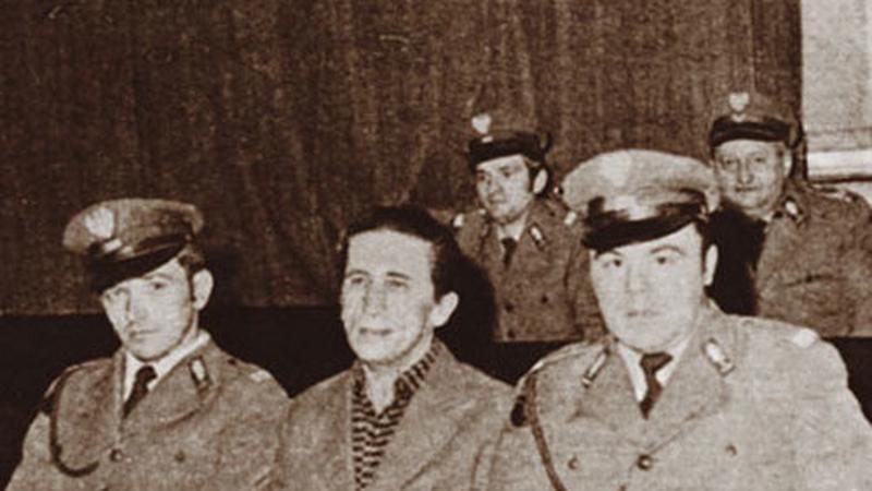 Zdzisław Marchwicki w sądzie