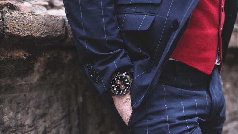5 wyznaczników męskiego stylu