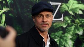"""Brad Pitt chce usunąć wszystkie tatuaże związane z Angeliną Jolie. """"Jest gotowy na świeży start"""""""