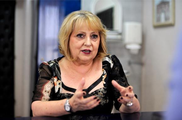 Slavica Đukić Dejanović, ministarka bez portfelja