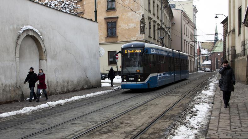 Tramwaj, fot. Norbert Litwiński/Onet
