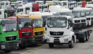 Niesłyszący będą mogli wozić towary ciężarówkami