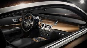 Rolls-Royce Wraith Inspired by Music - pełen luksus
