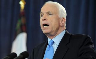 USA: Zmarł senator John McCain, kandydat na prezydenta USA w 2008 roku