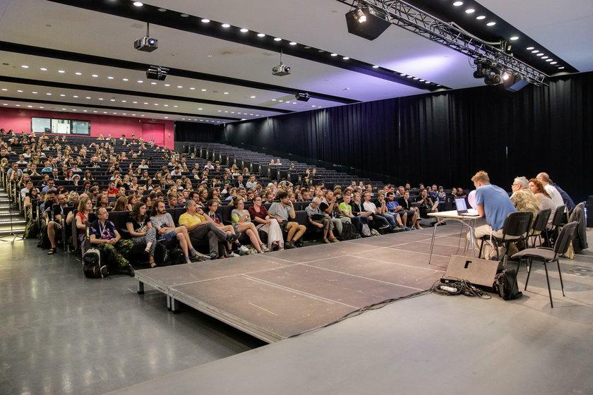 Wykłady gromadziły wielu zainteresowanych