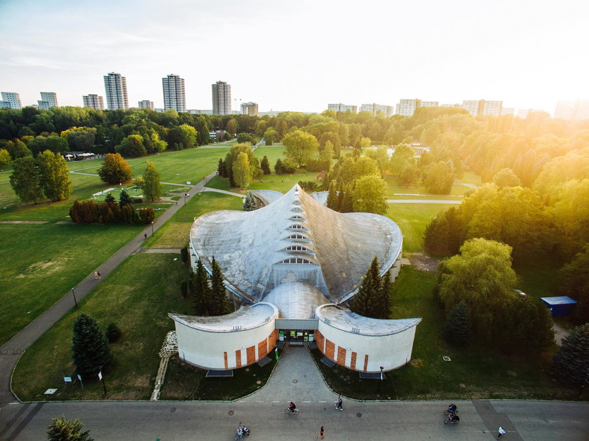 Chorzów. Odbudowa Parku Śląskiego
