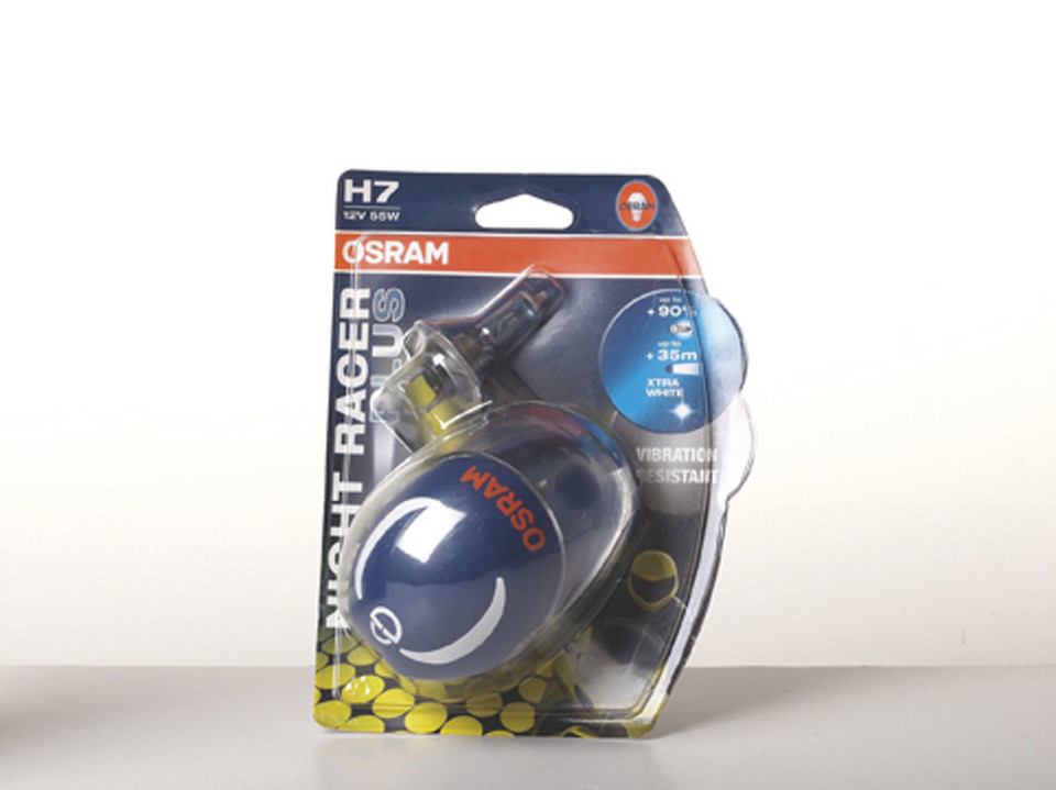 OSRAM NIGHT RACER PLUS