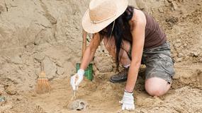 Susza pomogła archeologom odkryć średniowieczną wieś w Puszczy Zielonce