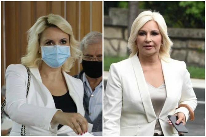 Mihajlović i Kisić Tepavčević na glasanju su se pojavile u identičnim kombinacijama