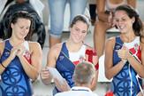 Žesnska juniorska vaterpolo reprezentacija Srbije