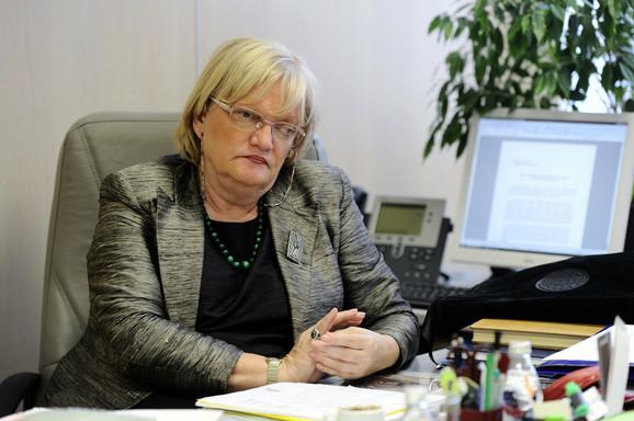 Sudija Snežana Andrejević