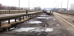 Rząd da połowę na remont mostu Łazienkowskiego