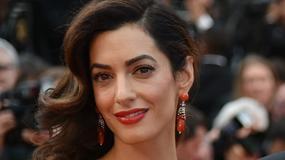 Żona George'a Clooneya o krok od wpadki