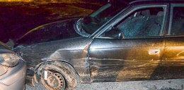 Popili i rozbijali auta. Nocna impreza nastolatków