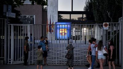 Argentina reels at 'bombshell' Messi news