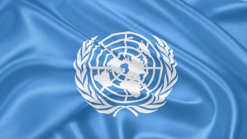 ONZ, flaga ONZ, UN