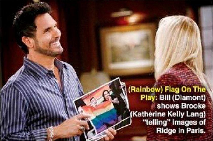 Ridge z mody na sukces jest gejem!?