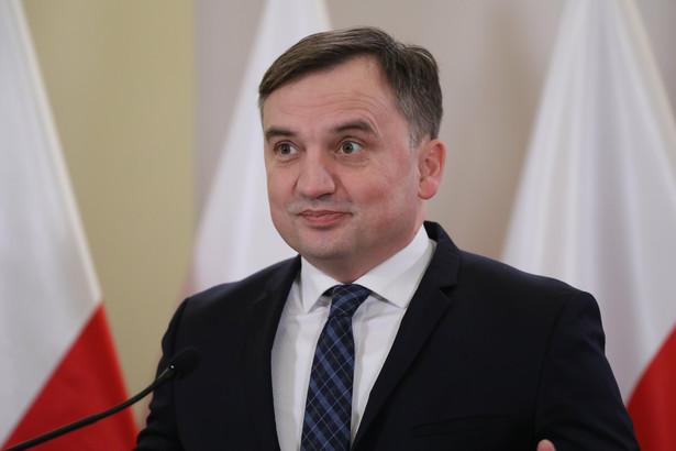 Zbigniewa Ziobry