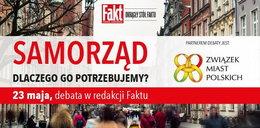 Debata Faktu ze Związkiem Miast Polskich