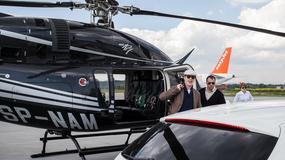 Benedict Cumberbatch już w Polsce