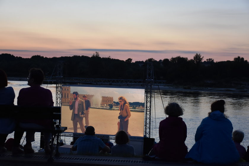 Kino Kraków Płynie w najbliższy weekend w Warszawie