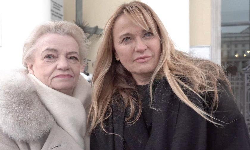Anna Seniuk i Mirella Olczyk
