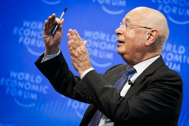 Klaus Švab Svetski ekonomski forum
