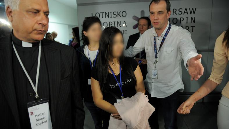 Chrześcijanie z Syrii w Polsce