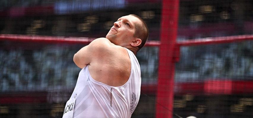 Wojciech Nowicki pokazał moc. Dwóch Polaków na podium?
