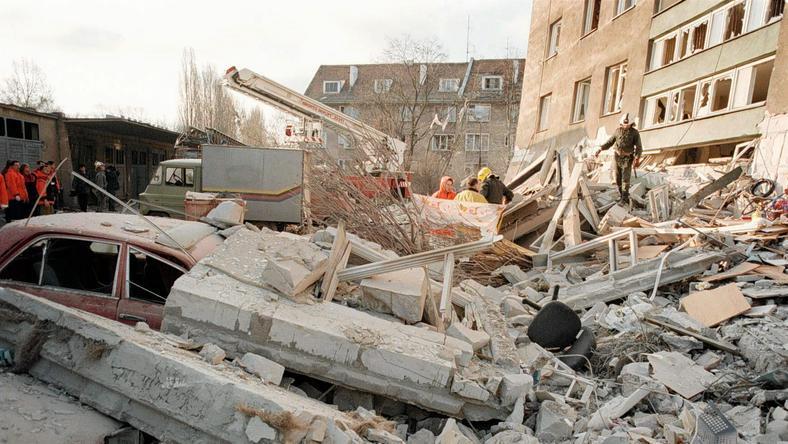 Agenci UOP wysadzili blok w Gdańsku?