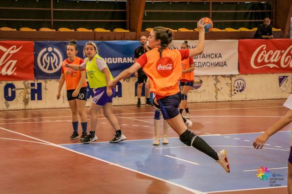 Sportske igre mladih u Surdulici