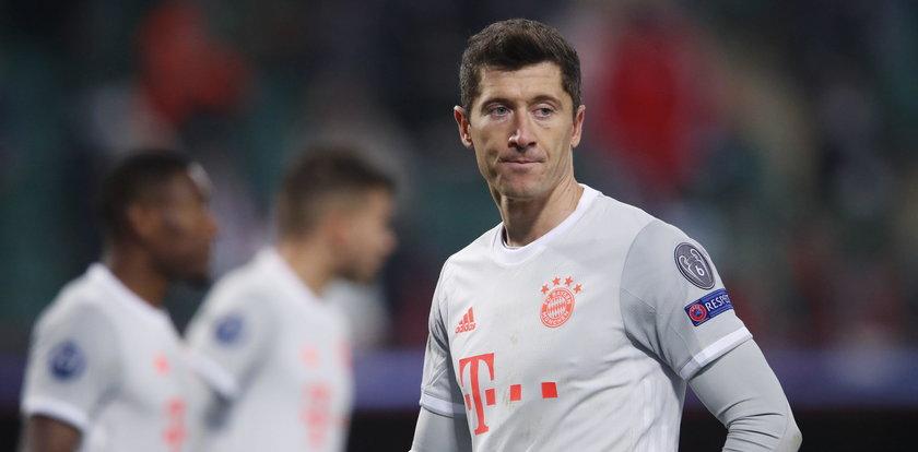 Lewandowski nie zagrał w meczu Bundesligi. Pierwszy raz w tym sezonie. Szantaż wykluczył go z gry?